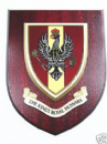 15th 19th Kings Royal Hussars Regimental Wall Plaque